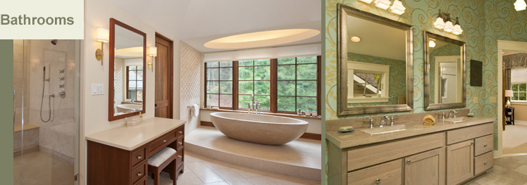 Bathroom Remodeling In Saratoga Springs NY Capital Construction - Whole bathroom remodel