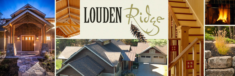 louden ridge, custom homes in saratoga ny