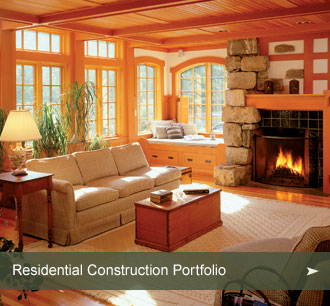 Green Home builder saratoga ny