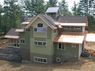 Custom Green Homes