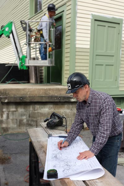 saratoga general contractor - Frank Laskey